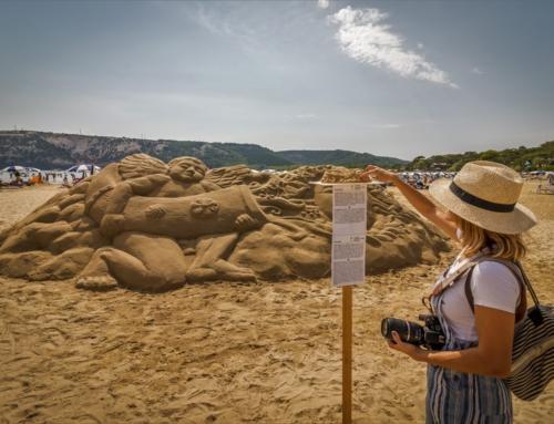 Festival skulpture u pijesku