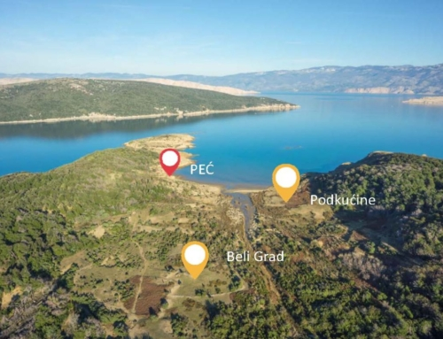 Arheološka topografija otoka Raba