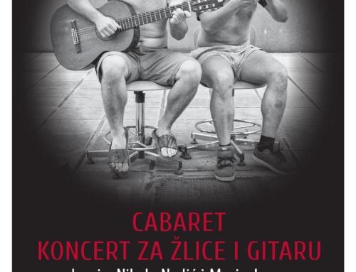 Cabaret – koncert za žlice i gitaru