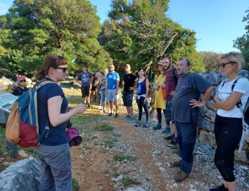 Četverodnevna edukacija za vodiče i turističke djelatnike
