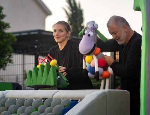 S novim zgodama Wanda LaVanda po treći put gostovala u Loparu